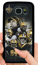 New Orl EAN S Saints Phone Case For Samsung Galaxy & Note S5 S6 S7 Edge S8 S9 S10E - $11.99
