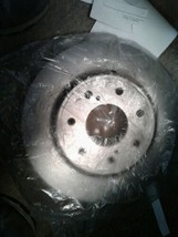 54173 Front Brake Rotor sold as pictured. image 1