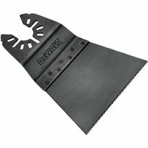 "DEWALT DWA4280 2-1/2"" Bi-Metal Wood Oscillating Blade With Nails Blade USA - $7.92"