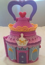2014 Hasbro My Little Pony Portable Castle Play House with Handle Carryi... - $7.14