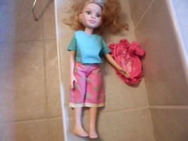 """MGA Best Friends Club 18"""" Jointed DOLL green eyes , blonde Kaitlyn 2009 ... - $19.99"""