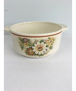 Lenox Temperware Magic Garden Casserole Open Round Handled Serving Bowl ... - $29.69