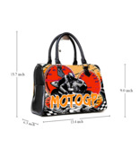 Motocyle Racing Handbag For Women - $29.99