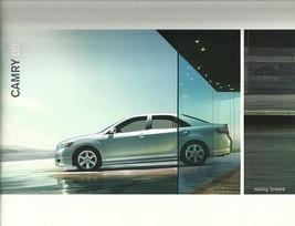 2009 Toyota CAMRY sales brochure catalog 09 US SE XLE HYBRID - $9.00