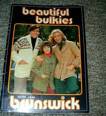 Beautiful Bulkies Knit Sweaters Brunswick Vol 772