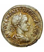 GORDIAN III Silver Tetradrachm Aries Crescent Eagle Ancient Roman Empire Coin - $341.10
