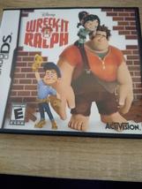 Nintendo DS Wreck-It Ralph image 1