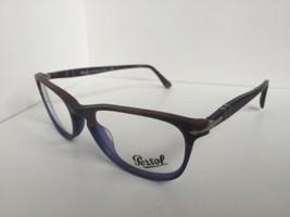 6f84b6d824 New Persol 3116-V 9033 Terra e Oceano 54mm Rx Eyeglasses Frame Hand Made n