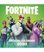 FORTNITE (Official): 2020 Calendar [Calendar] Epic Games - $4.85