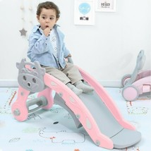 2-In-1 Child Climbing And Rocking Hors Suit For Indoor And Backyard Baskets - $107.02