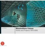 Skira Massimiliano Fuksas Works and Projects Book 1970-2005 Luca Molinari - $53.10