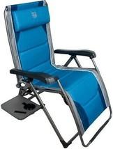 Timber Ridge Zero Gravity Lounger | Color: Blue  - $118.67