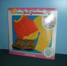 Vintage Fisher Price My Friend #230 Winter Wear... - $30.99