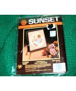 Sunset Stitchery, Flower Teddy Kit #266 - $2.50