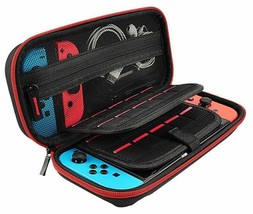 EVA Hard Travel Case Cover Protective Cover Carry For Nintendo Switch SC... - $11.67 CAD