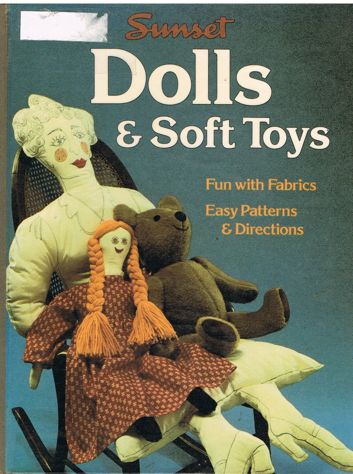 Sunset dolls and soft toys
