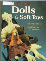 Sunset Dolls & Soft Toys Crafting Book - $7.99