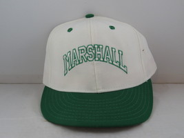 Marshall Thundering Herd Hat (VTG) - Arch Script by Proline - Fitted 7 3/8 - $55.00