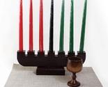 Kwanzaa candles thumb155 crop