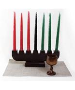 Kwanzaa candles thumbtall