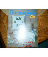 Lily Stitch & Sew Counted Cross Stitch Vol. 703 - $5.00