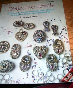 Reflective Jewels 17 Glittering Jewelry Designs Using Mirror