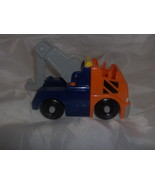 Fisher Price Little People Tow Truck For Bendab... - $10.99