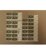 USPS Scott 2037 20c 1983 Civilian Conservation Corp Lot of 4 Mint NH Pla... - $16.73