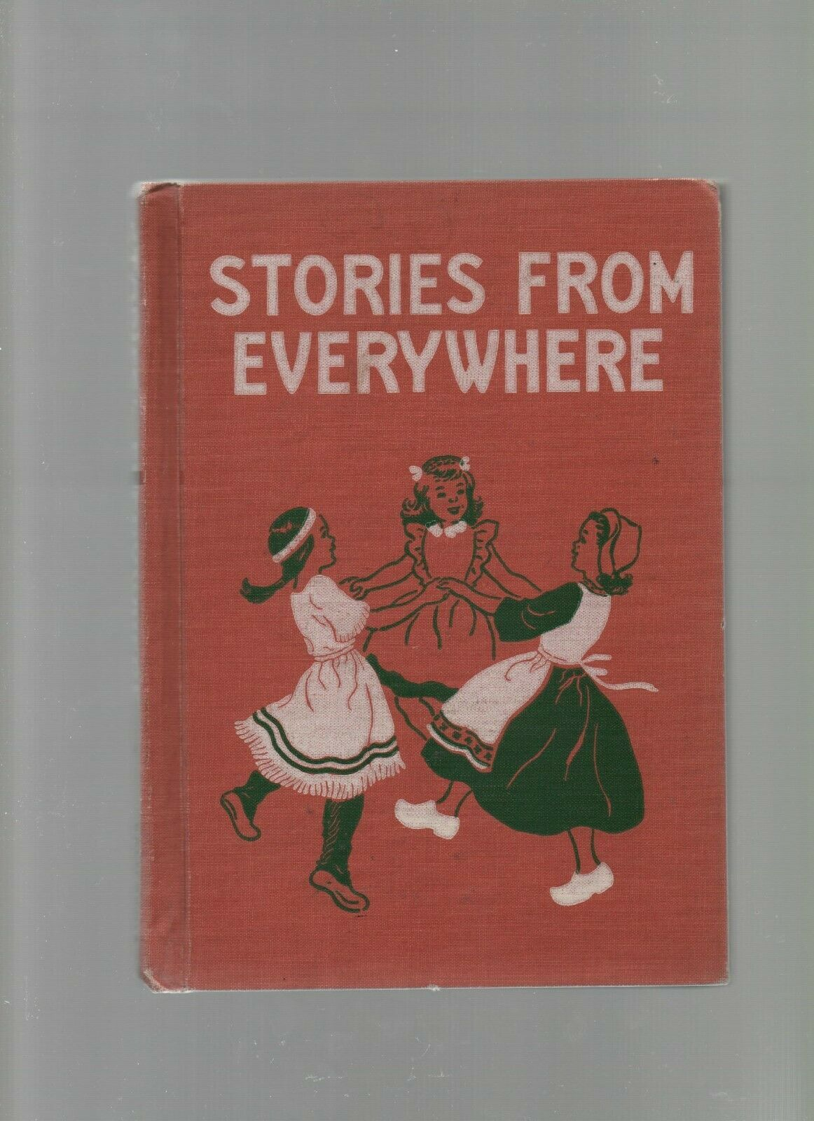 Stories From Everywhere - Guy L. Bond - HC - 1954 - California State Series.