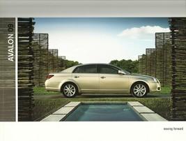2009 Toyota AVALON brochure catalog 09 US XLS Limited - $8.00