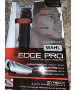 Wahl T-Styler Pro Corded Trimmer - Black/Red - $30.06