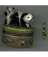 PANDA BEAR HINGED BOX - €10,11 EUR