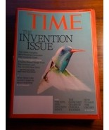 Time Magazine The Invention Spec Double Issue N... - $5.00