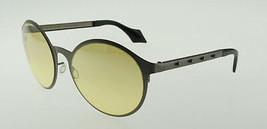 MILA ZB Gunmetal Strass / Yellow Sunglasses MZ017-S03 - $28.42