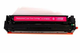 H-CF403X  Magenta Laser Toner Cartridge Compatible For HP 201A - $19.80