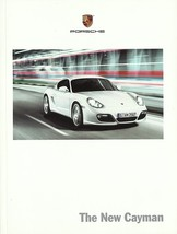 2009 Porsche CAYMAN sales brochure catalog US 09 S - $12.00