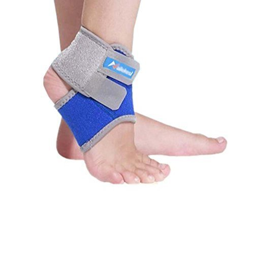 Kids Ankle Support Breathable Ankle Brace Protective Gear for Ankle Sprain 1-Pac