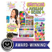 Just My Style Emoticon Message Beads by Horizon Group USA - $20.54