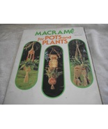 Macrame for Pots and Plants - $5.00