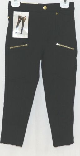 Simply Noelle Curtsy Couture Black Color Stretch Size 2 T