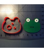 Frog Face 100 Cookie Cutter Set - $6.00+