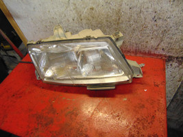 99 01 00 saab 9-5 oem passenger side right headlight head light assembly - $39.59