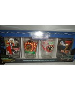 National Lampoon's Christmas Vacation Set Of 4 Pint Glasses - $29.65