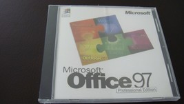 Microsoft Office 97 Professional Edition full version - $15.10