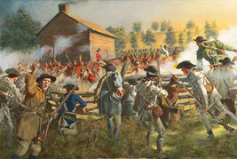 Role War Art oil painting printed on canvas home decor Hucks Defeat  FINAL - $14.99+