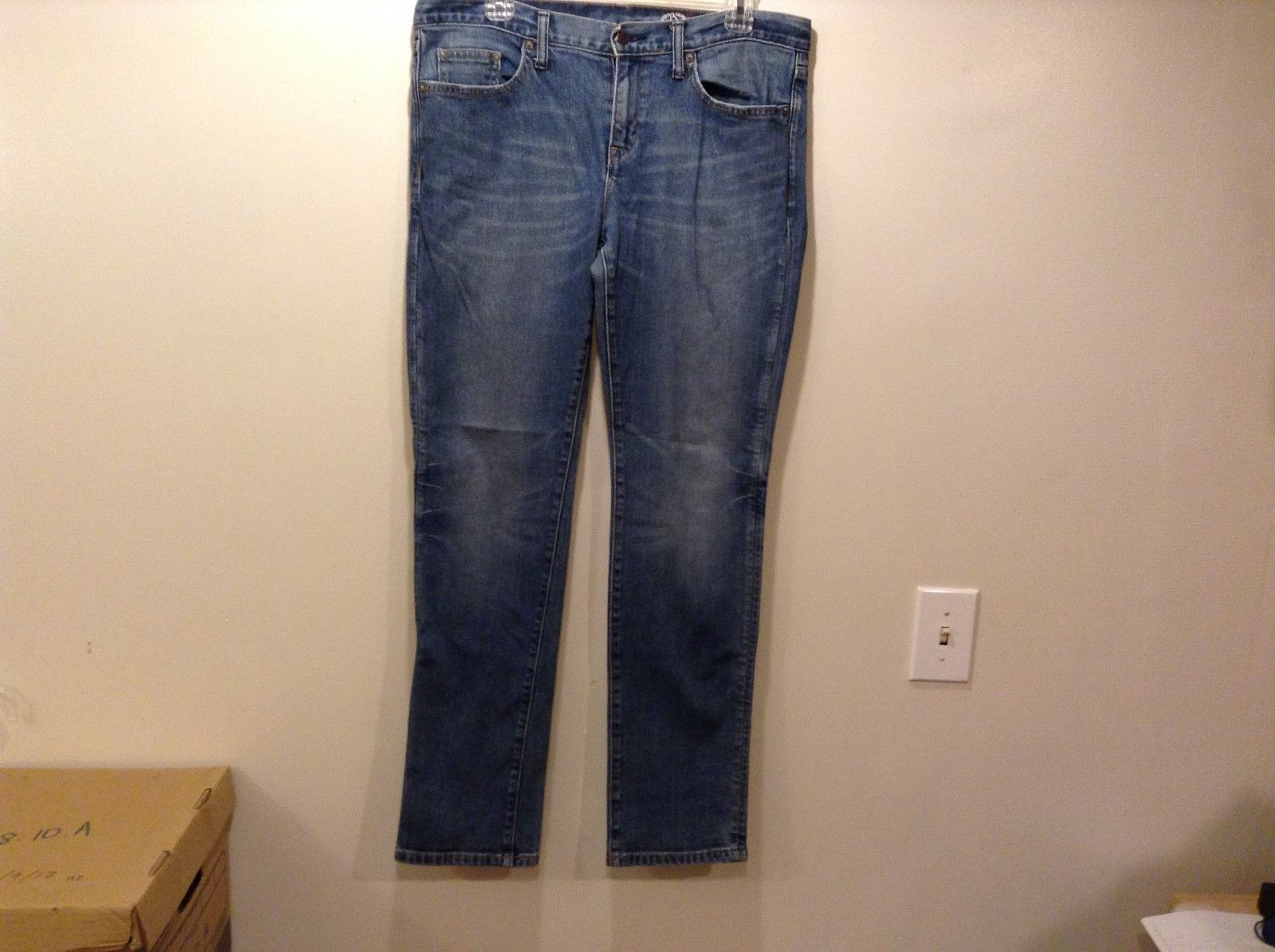 Limited Edition 1969 GAP Jeans Sz 12R