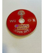 Cooking Mama: Cook Off - (Nintendo Wii, 2007) - DISC ONLY ~ TESTED - $6.36