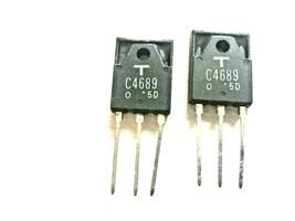 "10Pieces   2SC4689 ""Original"" Toshiba Transistor    FREE US Shipping - $38.61"