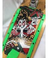 "VTG 80's ""Danny"" Circle Webster Skateboard G&S Phone Bill Enzo Wolf Wheels - $549.97"