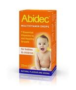 Abidec Multi Vitamin Supplement For Babies & Children Drops 25ml - $6.85